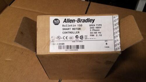 New Allen Bradley 150-C3NBR Soft Motor Starter