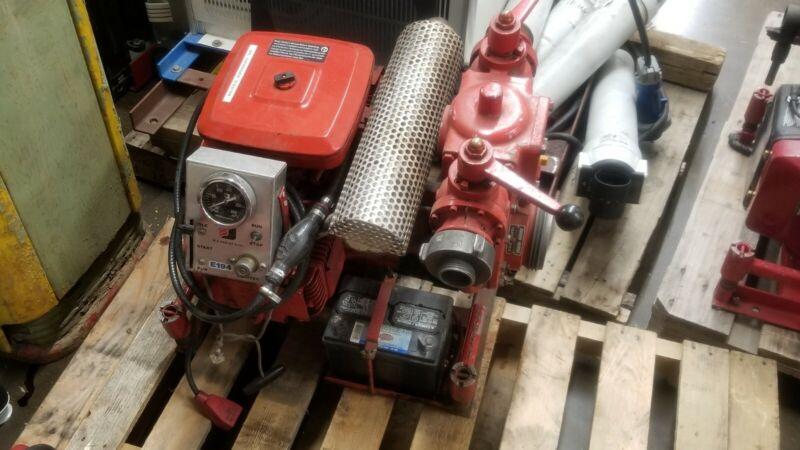 Darley fire pump HE18 water pump