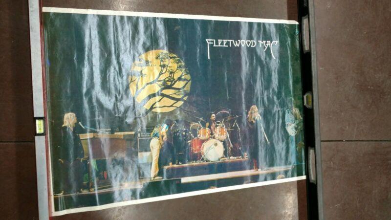 Vintage Fleetwood Mac Poster