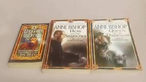 Anne Bishop The Black Jewels Trilogy 3 Titles Shenton Park Nedlands Area Preview