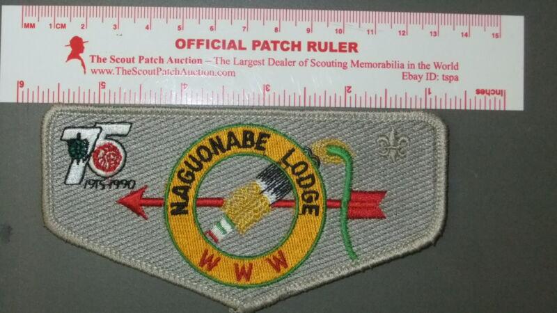 Boy Scout OA 31 Naguonabe flap 7527II