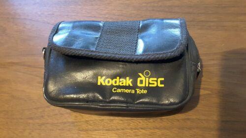 Kodak Disc 4100 Film Camera w/ Case & Manual Retro Photography, Free Shipping