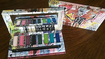 Urban Decay Jean-Michel Basquiat TENANT Eyeshadow Palette LIMITED ED.