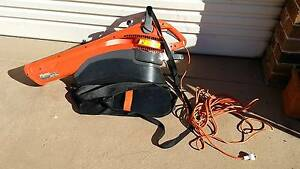 leaf blower electric Flymo Garden Vac 2500 Turbo 2500w Belmont Lake Macquarie Area Preview