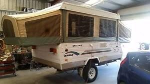 JAYCO EAGLE OUTBACK 2003 CAMPER TRAILER CARAVAN OFFROAD SWAN CARA Port Fairy Moyne Area Preview