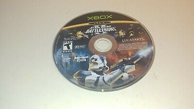 Star Wars BATTLEFRONT II 2 - Microsoft Xbox - Disk Only
