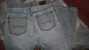Mens Silver Express Jeans