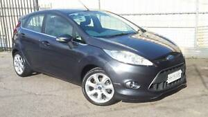 2009 Ford Fiesta ZETEC Manual Hatchback Holden Hill Tea Tree Gully Area Preview