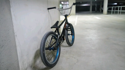 Wanted: United supreme custom built bmx