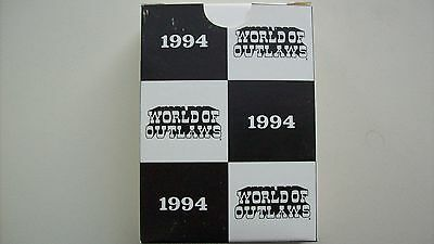 1994 World Of Outlaws Card Set