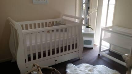 Elegant Boori Nursery package