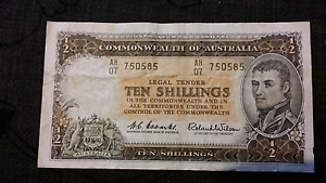 AUSTRALIAN BANKNOTES Officer Cardinia Area Preview