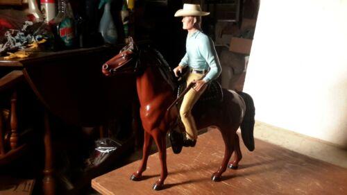"HARTLAND ""RIFLEMAN"" Chuck McCain/Saddle/Hat/ Rifle Western Horse Model"