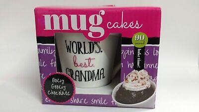 Molly & Drew Mug Cakes