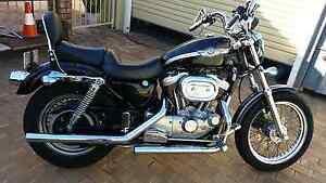 Harley Davidson sporter 2003 100th anaversary model Thornlie Gosnells Area Preview
