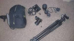 Sony A6000 + 4 Lenses, Tripod, Bag etc full kit Runcorn Brisbane South West Preview