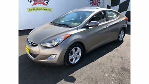 2013 Hyundai Elantra GL, Automatic, Sunroof, Only 42, 000km