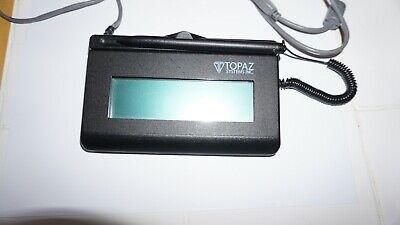 Topaz T-l460-hsb-r Pos Signature Pad