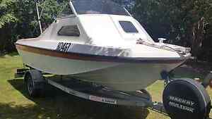 15ft Half Cab Huntsman Tohatsu 70hp FULL OF EXTRAS!READY TO FISH Cowes Bass Coast Preview