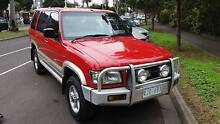 For Sale! 2000 Holden Jackaroo SE 4x4 Dual Range 5 or 7 seater Southbank Melbourne City Preview