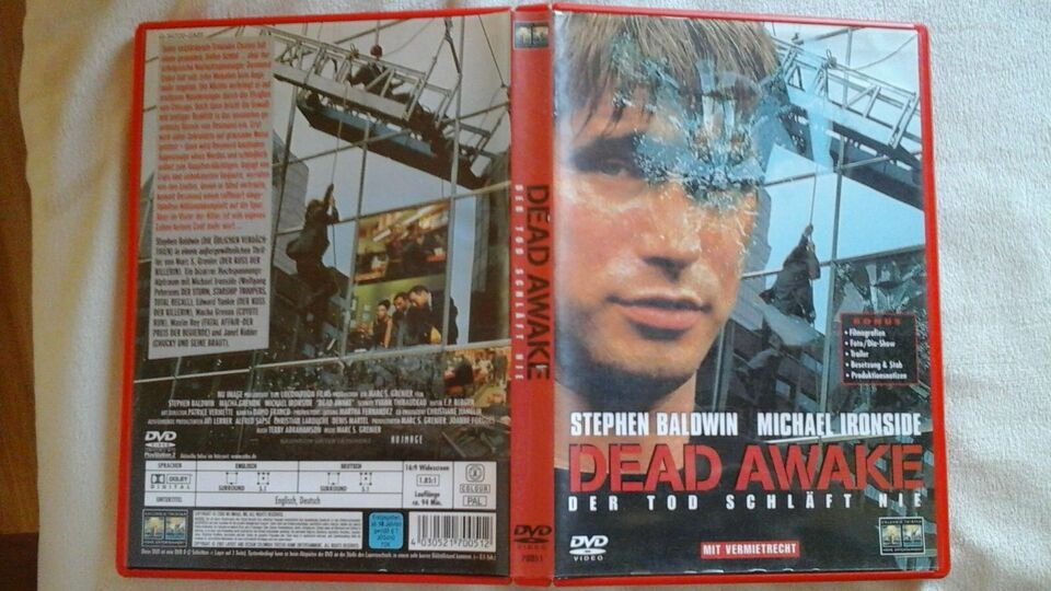 DVD - DEAD AWAK in Mainz