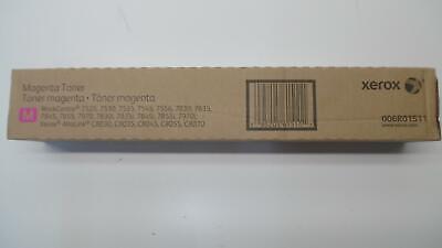 Original Xerox Magenta Toner Cartridge 006R01511 - Unopened