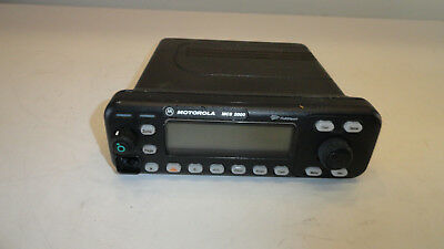 Motorola Mcs 2000 Flashport Two Way Radio M01hx822w