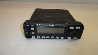 Motorola Mcs 2000 Flashport Two Way Radio M01hx822w