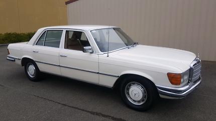 1974 Mercedes Benz 280se Wendouree Ballarat City Preview