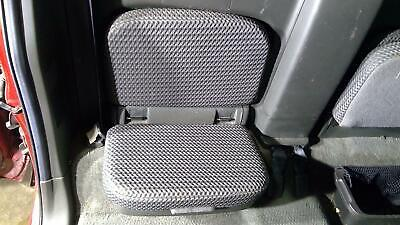 2012 Nissan Frontier King Cab RH Passenger Rear 2nd Row Jump Seat Trim Code K Cab 2nd Seat
