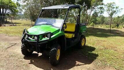 ATV John Deer Gator Farm Tractor 4x4 Bringelly Camden Area Preview