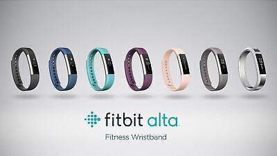 Fitbit Alta Fitness Wristband Activity Sleep Tracker *Choose