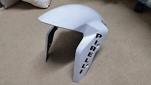 *****2014 BMW s1000rr front wheel guard Ashmore Gold Coast City Preview