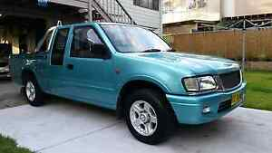 1998 Holden Rodeo Space Cab Ute, 2.6 ltr manual, 11 months Rego.. Chain Valley Bay Wyong Area Preview