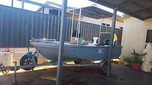 Polycraft Challenger Centre Console 4.1m Onslow Ashburton Area Preview