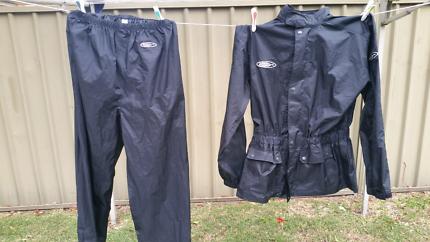 Moto Dry Wet weather gear