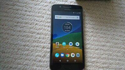 Motorola Moto G 5th Generation - 16GB - Lunar Grey (Unlocked) Dual Sim