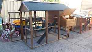 2 Chicken coops for sale Gwandalan Wyong Area Preview
