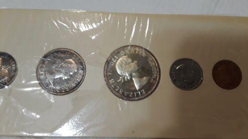 Canada 1956 Proof Like Mint Set Original Wrap