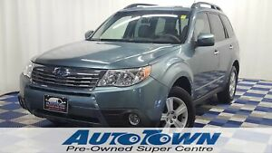 2009 Subaru Forester 2.5 X Limited Package LOW KMS/SUNROOF/HTD S
