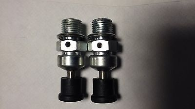 2 Pcs.Decompression Valve  Stihl Husqvarna Wacker Makita  Concrete Cut Off  Saw (Wacker Saws)