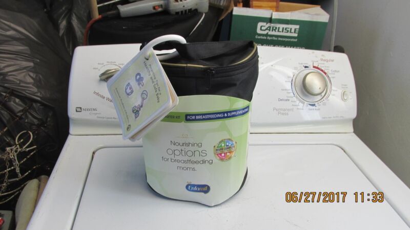 Enfomil Starter Kit For breastfeeding & Supplements Cooler And Freezer Pack