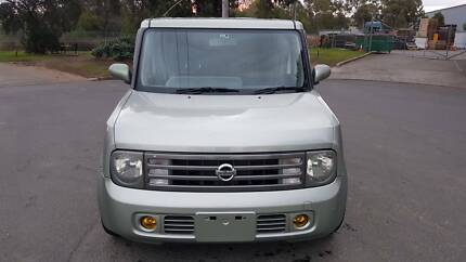 2006 Nissan Cube Automatic Hatchback Smithfield Parramatta Area Preview