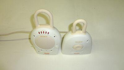 Sony BabyCall Baby Infant Toddler Nursery Monitor Set NTM910 900MHz - Infant Toddler Baby Monitor