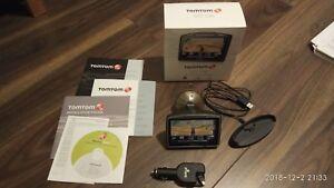 TomTom GO 530 UK Ireland and Spain maps Sat Nav Navigation GPS Boxed