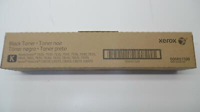 Original Xerox Black Toner Cartridge 006R01509 - Unopened