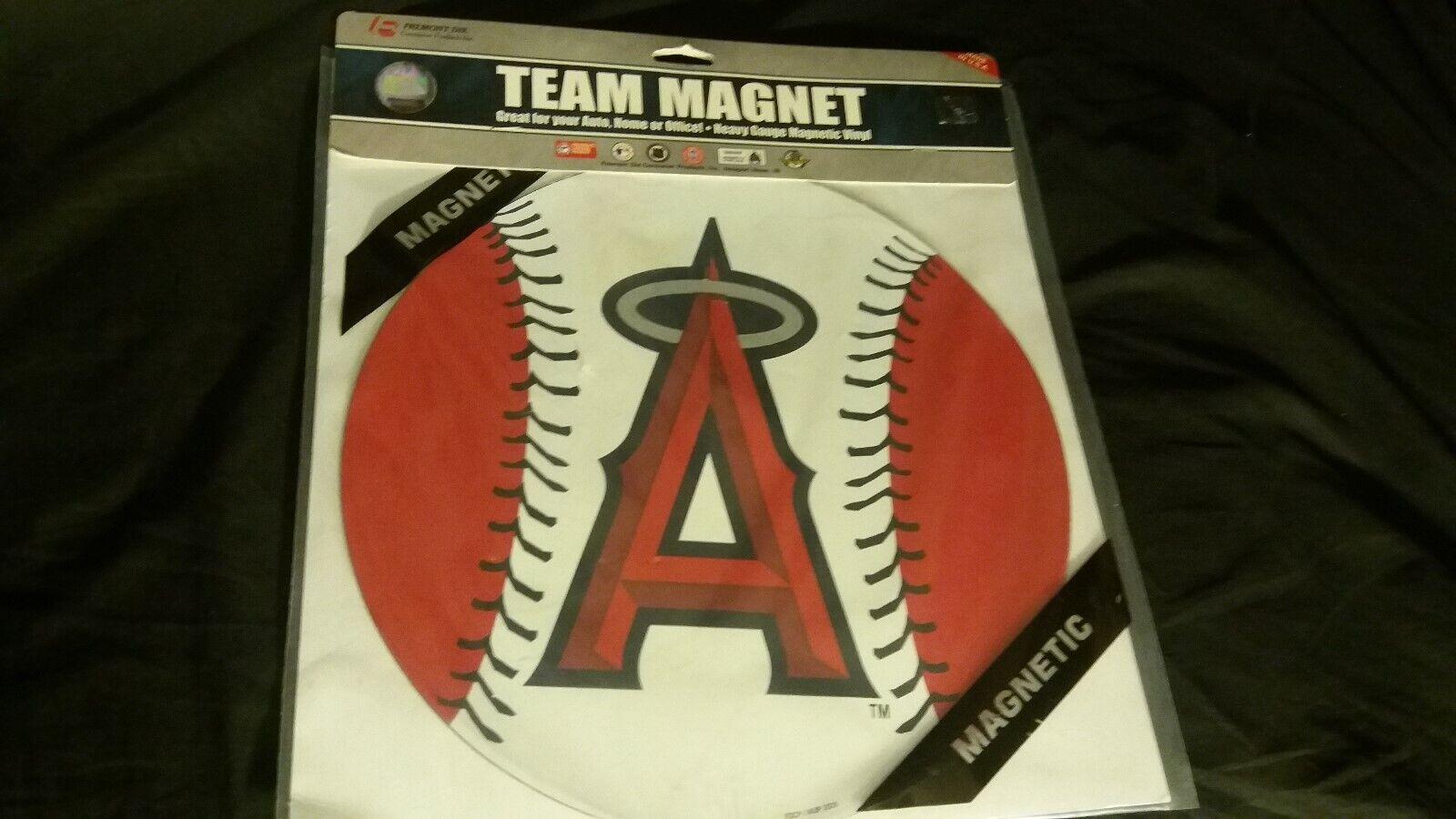 la los angeles angels big 12 magnet
