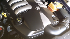 Hsv turtle shell cover for ls1 vt vx vy Melton Melton Area Preview