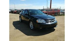 2012 Dodge Avenger SXT 2.4L 4 cyl.!! Heated Seats & Easy Finance
