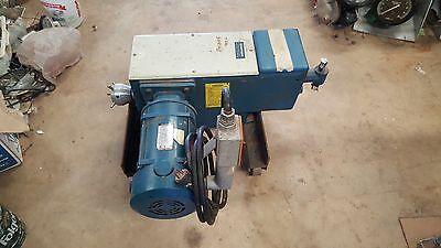Milroyal Model A Mr1-52-95r 5.2 Gph 1990 Psi Chemical Feed Metering Pump